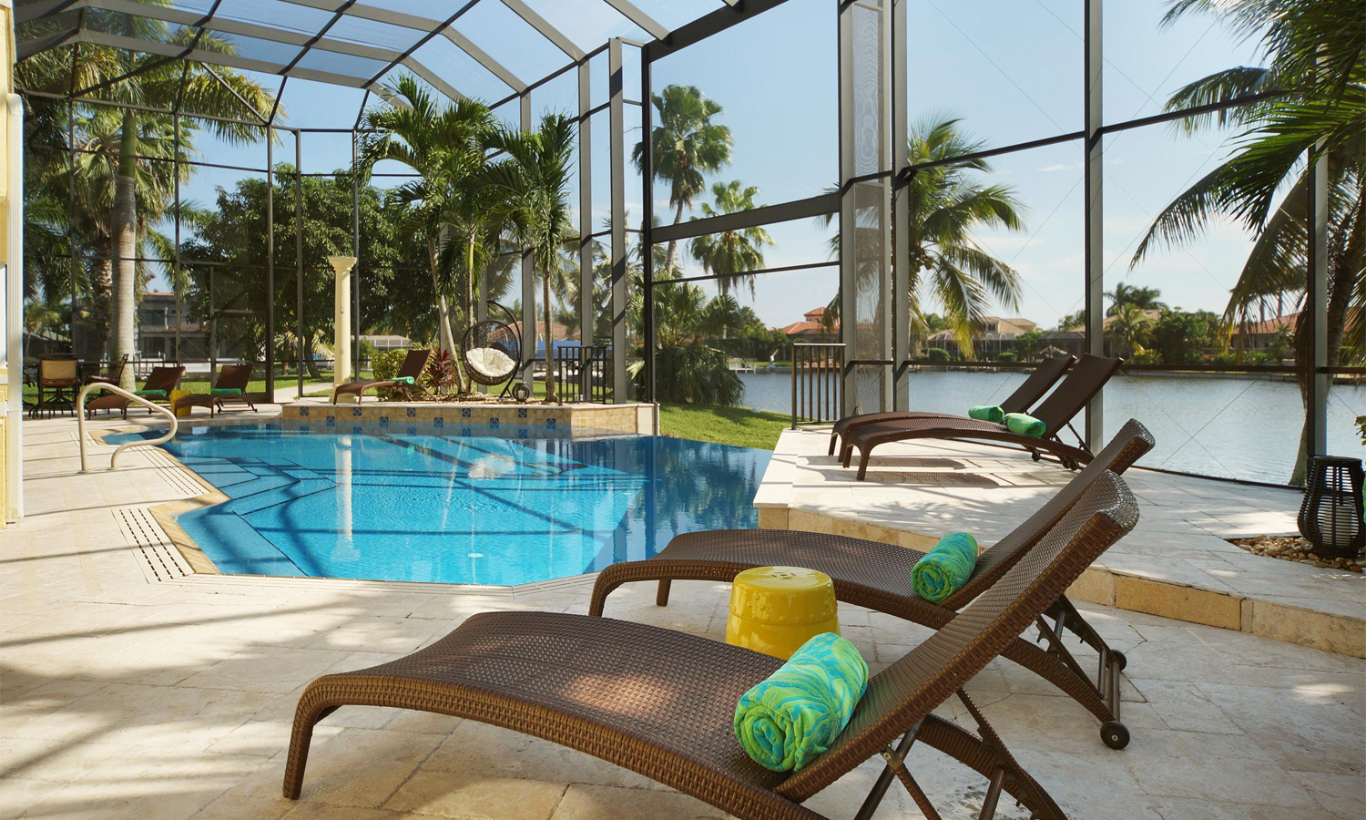 private beach rentals in Florida